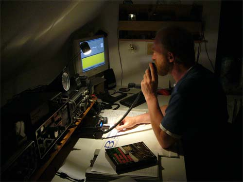 IARU HF World Championship july 2006