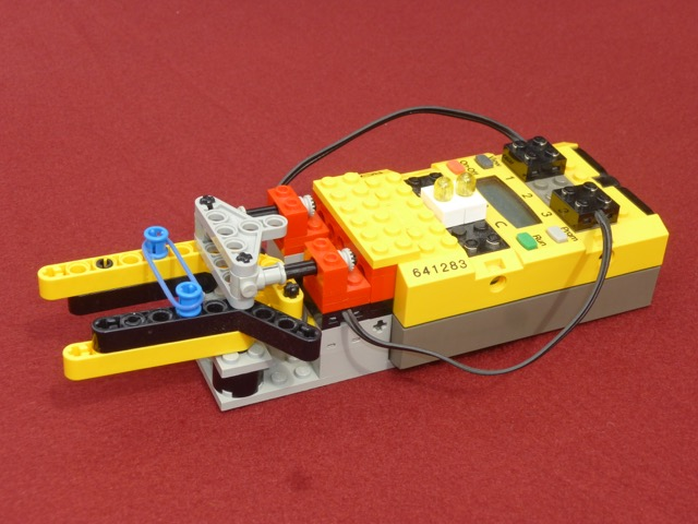 LEGO® Iambic Keyer (version 1 by N9SSA)